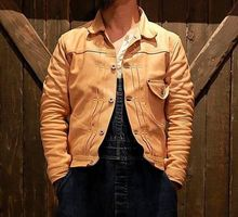 Italy horsehide mens genuine leather coat short motorcycle jacket for male vintage