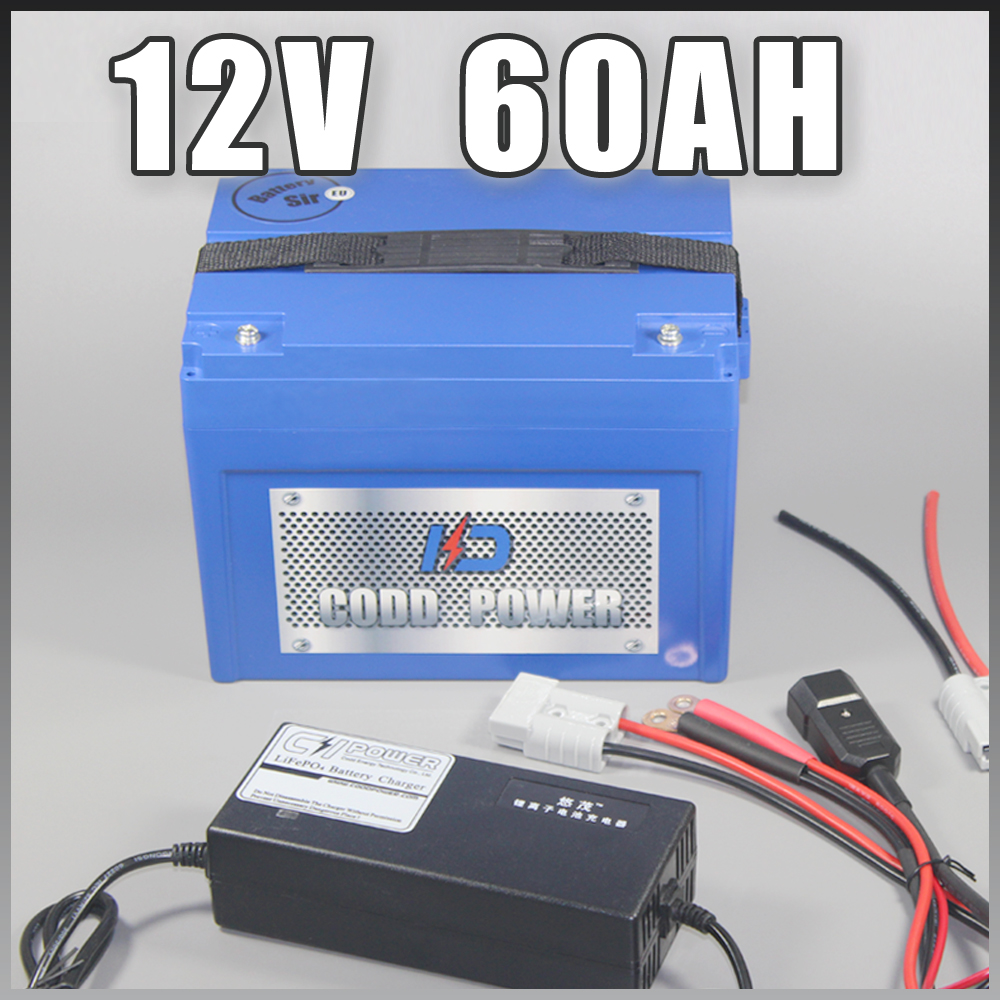 Lithium Car Battery >> Us 279 0 12v 60ah Lithium Li Ion Solar Golf Rechargeable Auto Car Battery In Electric Bicycle Battery From Sports Entertainment On Aliexpress Com