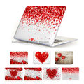 "Romantic gifts red hearts Cover Case For 13 15 "" Macbook Pro With Retina Air 11.6 12 13.3 inch laptop sleeve"