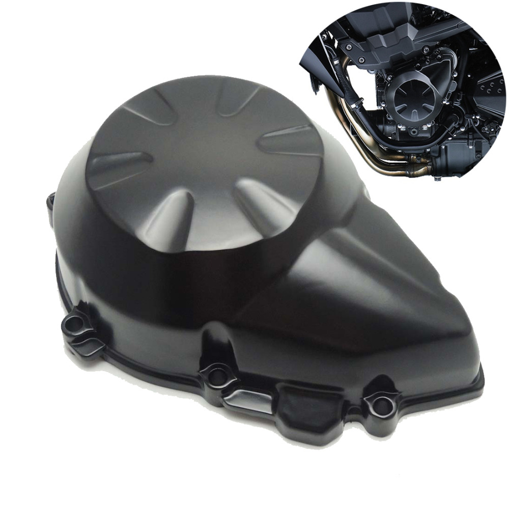 Moto moteur Gurad Case Saver Stator couverture manivelle générateur couverture protecteur pour Kawasaki Z750 2007 2008 2009 moto partie