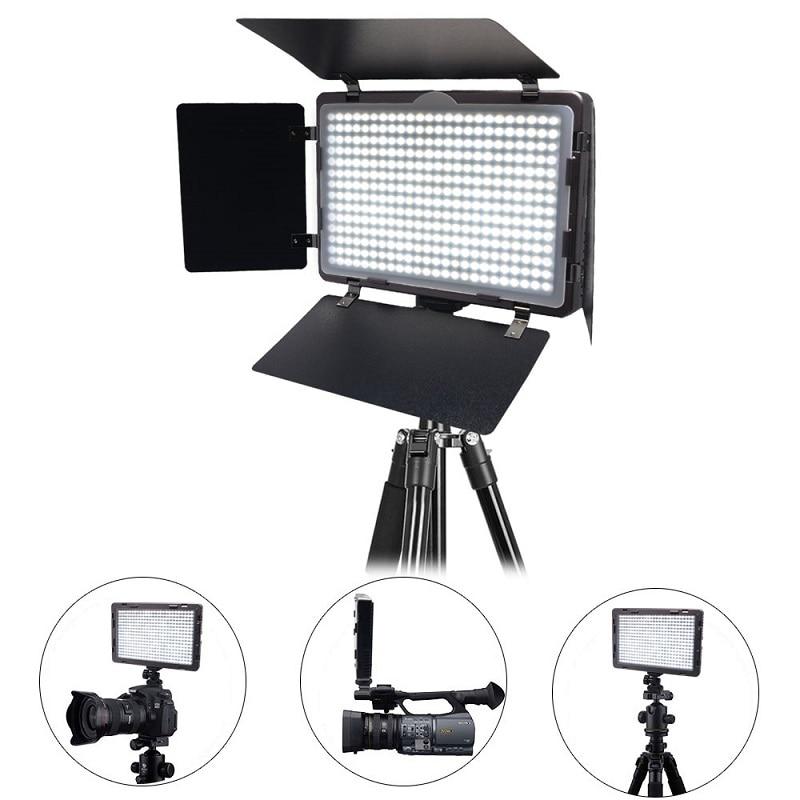 Mcoplus LED 340A Ultra thin Video LED Light Lumen 1600LM ...