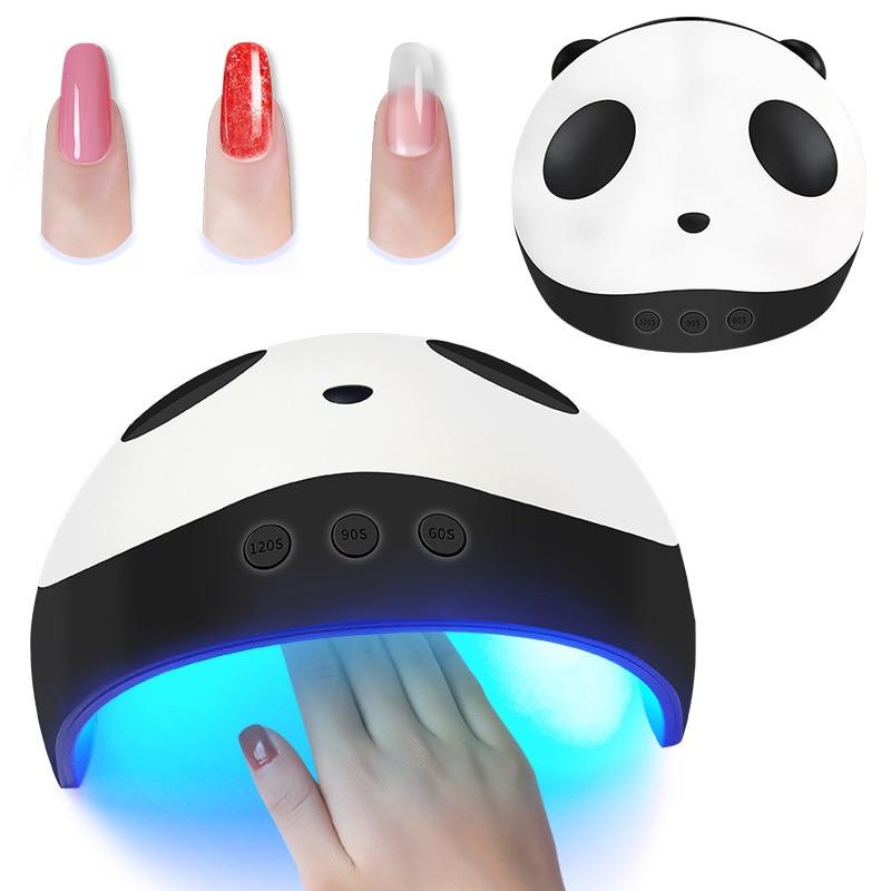 Schönheit & Gesundheit Neue 24/36 Watt Led Nagel Trockner Panda Licht Uv Gel Curing Lampe Smart Sensor Nägel Kunst Maniküre Maschine Hjl2018