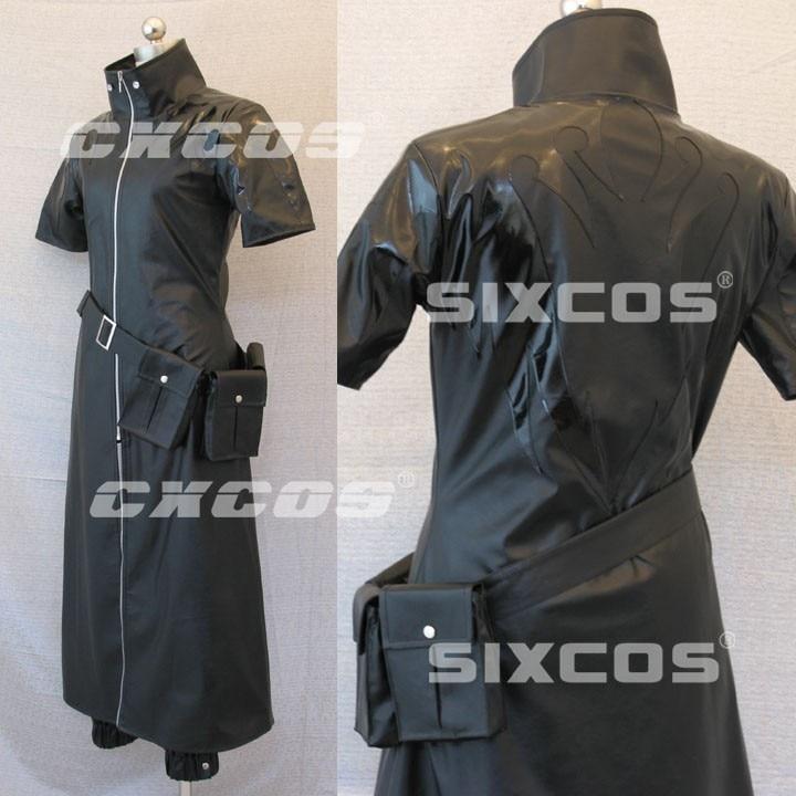 Final Fantasy XIII Noctis Lucis Caelum Cosplay Costume Halloween Uniform Custom Any Size Full Set(