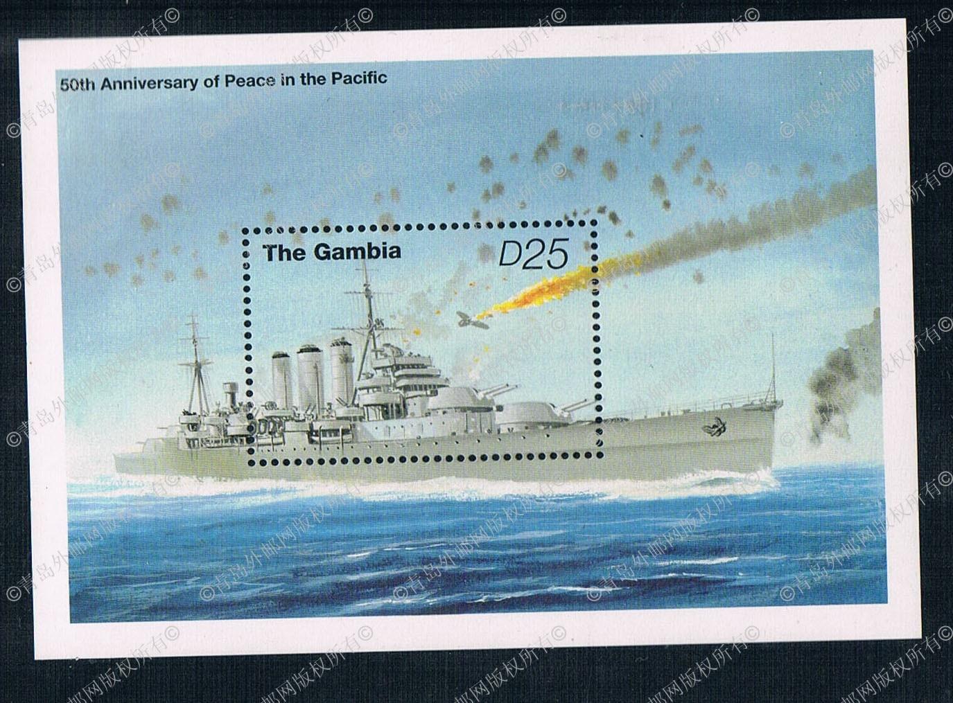 FA0720 Gambia 1995 World War II Pacific War warship aircraft M new 1016 uncanny avengers unity volume 3 civil war ii