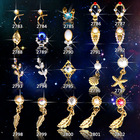 10pcs New Crystal Co...
