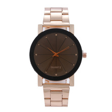 Fashion Casual Women's Quartz Wristwatches Leather Women's Bracelet Watches Meteor Lines Relogio Feminino Men Clock Lover's Gift
