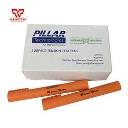 38 Dyne/cm UK Sherman Corona pen Surface Tension Dyne Test Pen For Plastic Film Test