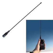 Для Baofeng UV5R UV-82 144/430 МГц двухдиапазонная антенна NA771 SMA 10 Вт Женская naoya для дропшиппинг NA-771 15
