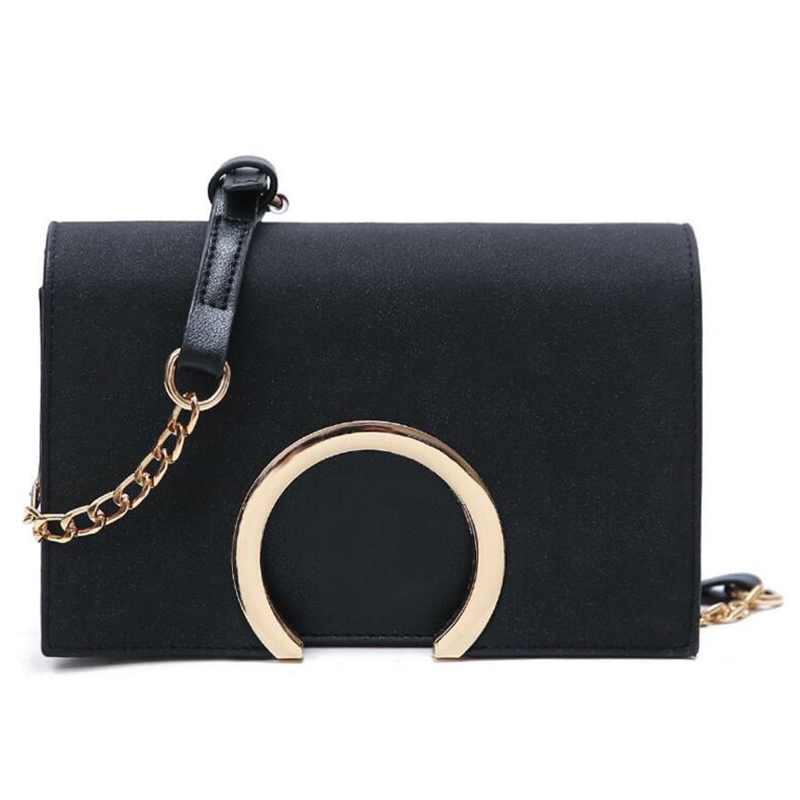 Woman Handbag Faye Bag Women Designer Handbags Cover Round Circle Lady Ring Black Skin Leather Handmade Clutch In Shoulder Bags From Luggage