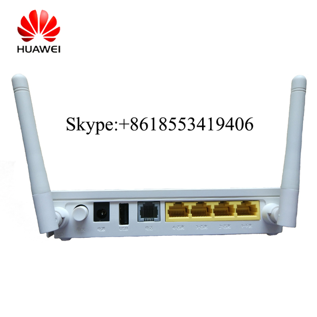 US $22 28 |Best Price Huawei GPON ONU HS8545M with 4LAN+TEL+WIFI Optical  Network Terminal ONT-in Fiber Optic Equipments from Cellphones &