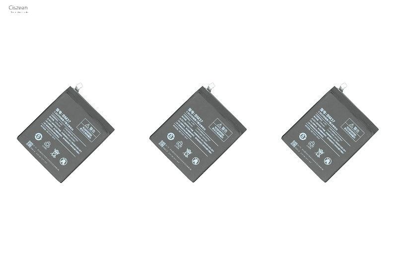 Ciszean Bm37-Battery Mobile-Phone Xiao Mi 3700mah 5s-Plus For Mi5s 3pcs/Lot