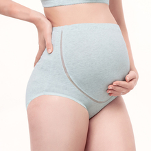 New adjustable high waist stomach lift pants for pregnant women Pregnant Breathable underwear