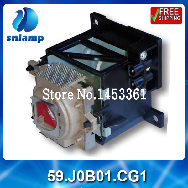Copmatible projector lamp 59.J0B01.CG1 for PE8720 W10000 W9000 free shipping 59 j0b01 cg1 compatible bare lamp for benq pb8720 pe8720 w10000 w9000