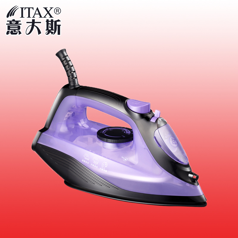 ITAS1302 Electric EU plug household garment steamer presses machine 1600W handheld clothing Steam pressure iron travel protable