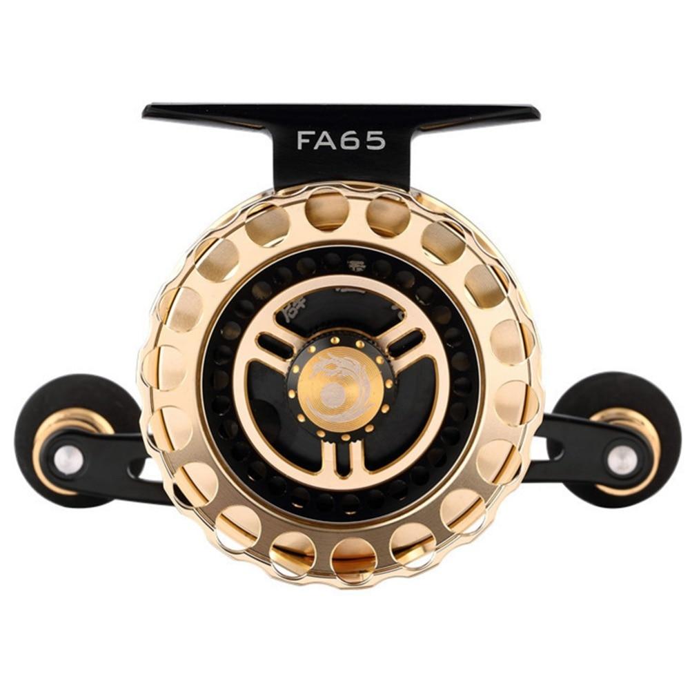 Fishing Reels 6BB+1RB 3.6:1 Aluminum alloy wheel Fishing reel fishing equipment fishing line Wheel Carretilha de pesca Moulinet