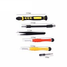 DEKOPRO 38 in 1 Multi Repair Precision Screwdriver Tool Magnetic Opening Pry Set Tools Kit for Mobile Cell Phone iPhone Repair
