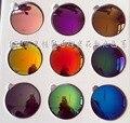 Recubrimiento de Lente óptico de lentes de sol de la Miopía lente miopía Polarizadas Tiro de color lentes para ojos de encargo Profesional