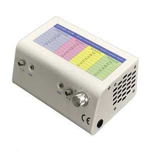 Image 3 - 12 12v ポータブルクリニックデスクトップ歯科オゾン治療発生器機器 10 104 ug/ミリリットルに調整可能
