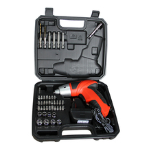 Household rechargeable electric screwdriver small Drill Driver Cordless sleeve Power Tools cordless drill electric drill SK976