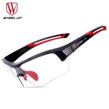 KOŁA UP Przebarwienia Okulary Fotochromowe Okulary Rowerowe MTB Rower Szosowy Rower Okulary Sportowe Okulary Rowerowe Okulary Anty-uv