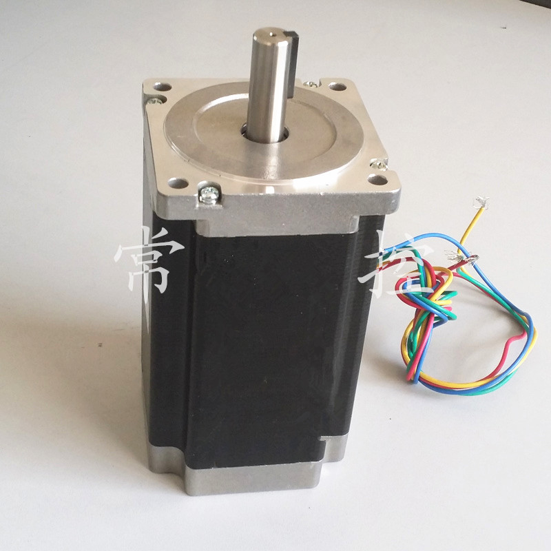3pcs Nema34 Stepper Motor 86HS155-6004A 86*155mm 12N.m 6A Nema 34 motor 1700 Oz-in for CNC engraving machine high torque3pcs Nema34 Stepper Motor 86HS155-6004A 86*155mm 12N.m 6A Nema 34 motor 1700 Oz-in for CNC engraving machine high torque