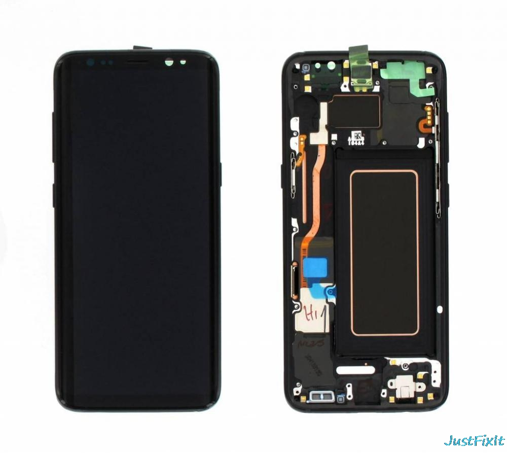 Original refurbishment For Samsung S8 Plus G950 G950f G955 G955f Lcd Display With Touch Screen with