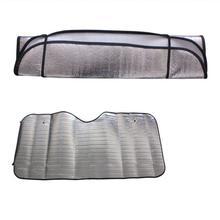 1 шт., повседневный Складной автомобильный козырек, Передняя Задняя крышка, лобовое стекло,, автомобильные аксессуары, солнцезащитный козырек