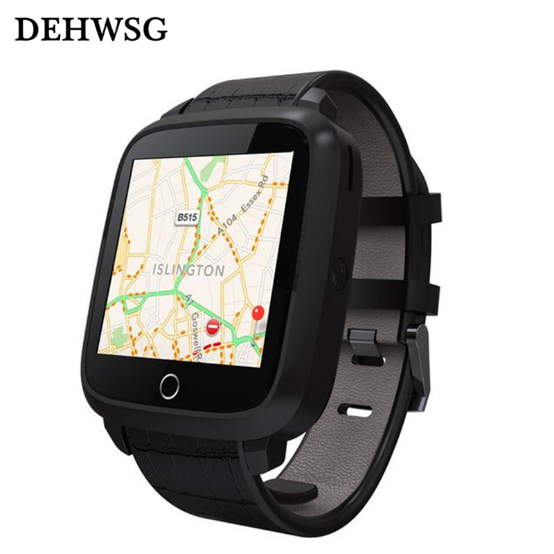 DEHWSG GPS Smart watch phone Uwatch MTK6580 Quad core smartwatch support heart rate 3G WiFi Google Play store man wrist watch kw88 wifi smart watch android 5 1 os mtk6580 quad core smartwatch phone google map 3g sim app heart rate monitoring gps watches