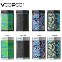 Boîte d'origine VOOPOO TOO Mod Vape 80 W/180 W noir/argent Support de cadre RDA/RTA/RDTA réservoir E Cigarettes vaporisateur Mod Fit 18650