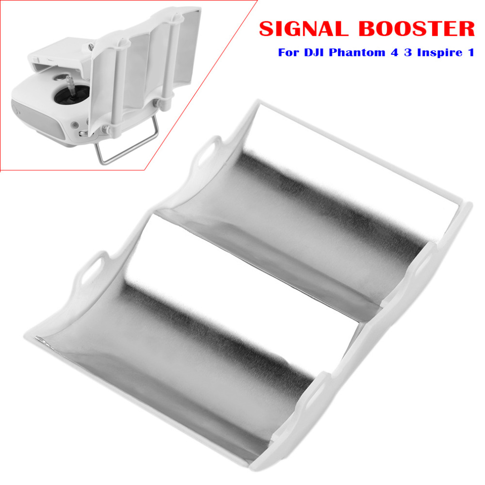 Signal Booster Parabolic Antenna Enhance Board Extended Range for DJI Phantom 4 3 Inspire 1 RC Quadcopter Spare Parts