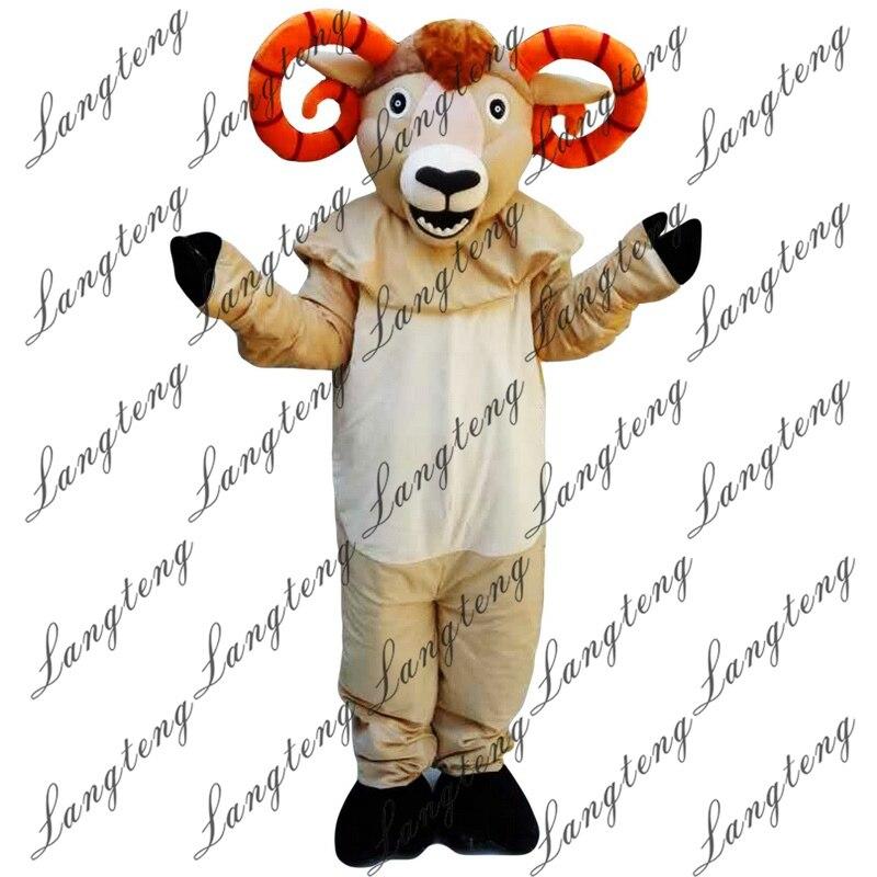 Offre spéciale antilope mascotte Costume adulte taille Halloween tenue fantaisie robe Costume livraison gratuite 2019New