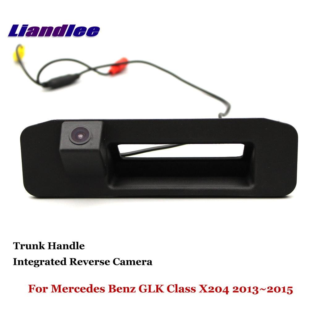 Liandlee Car Backup Parking Camera For Mercedes Benz GLK Class X204 2013 2015 Rear View Reverse