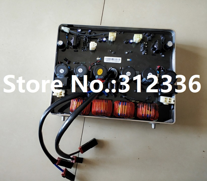 Fast Shipping IG6000 AVR DU50 230V/50Hz Inverter generator spare parts suit for kipor Kama Automatic Voltage Regulator free shipping to usa ig6000 avr new model carburator alternator assembly 220v suit for kipor kama