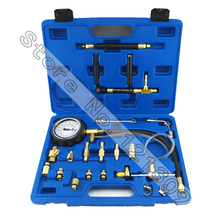 New Arrival TU-114 Fuel Pressure Tester Pressure Gauge Auto Diagnostics Tools Set