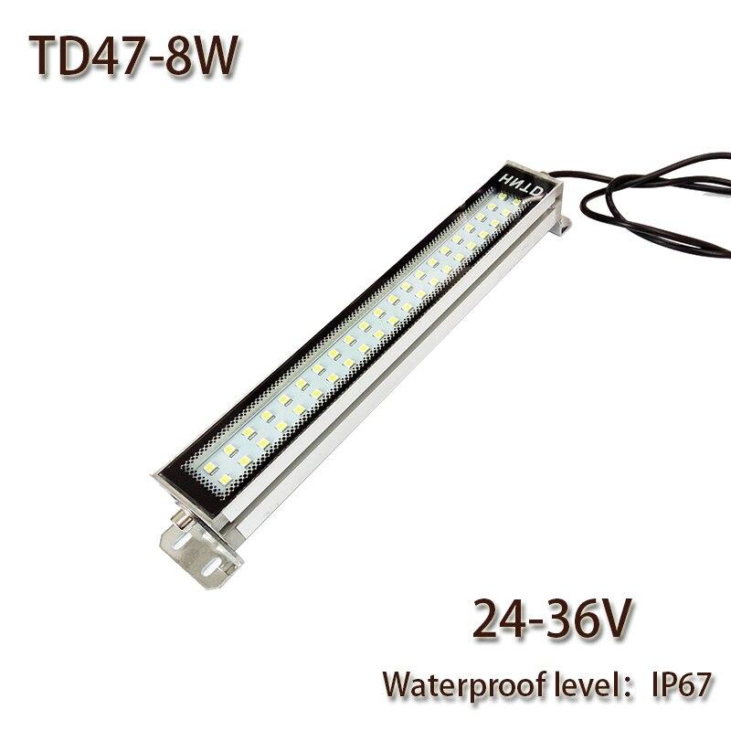 hntd 8 w 24 v dc diodo emissor de luz do painel de led luz de