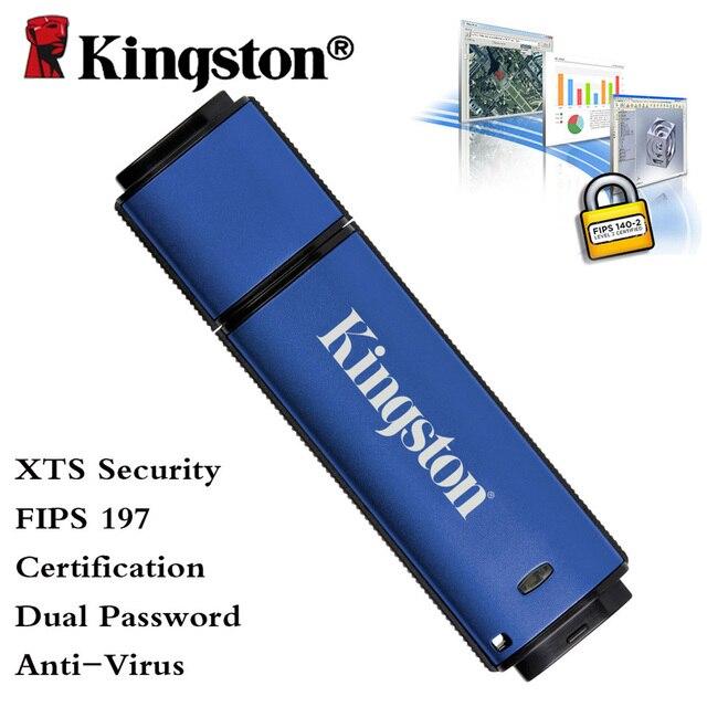 Kingston external storage USB 3.0 micro memorias usb 32GB pendrive otg memory stick for  tablet PC