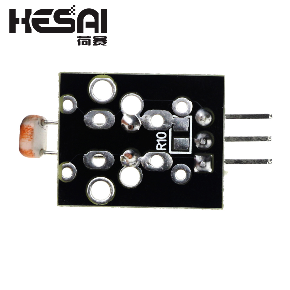 KY-018 3pin Optical Sensitive Resistance Light Detection Photosensitive Sensor Module For Arduino DIY Kit KY018