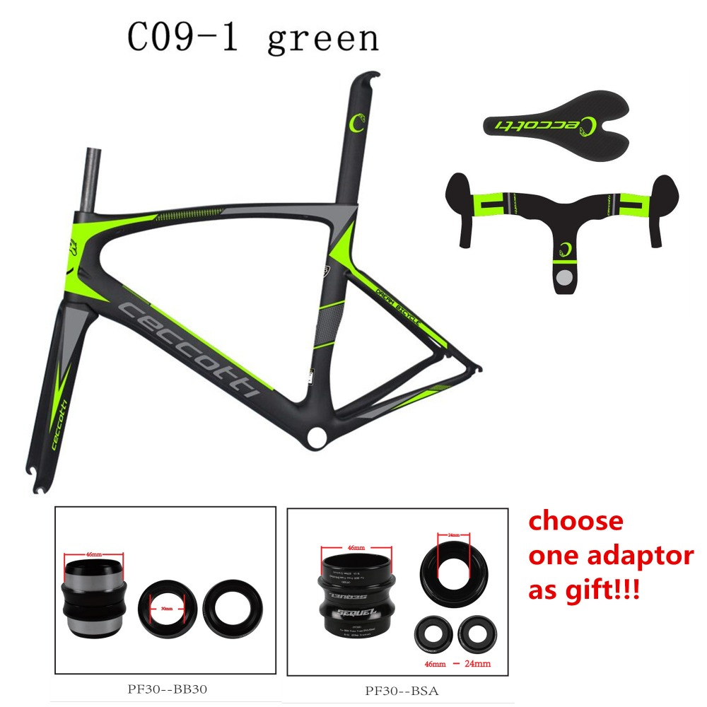 все цены на carbon road frame 2017 Toray T1100 PF30 42mm/52mm tapered carbon road bike frames cheap carbon frame road bike custom painting