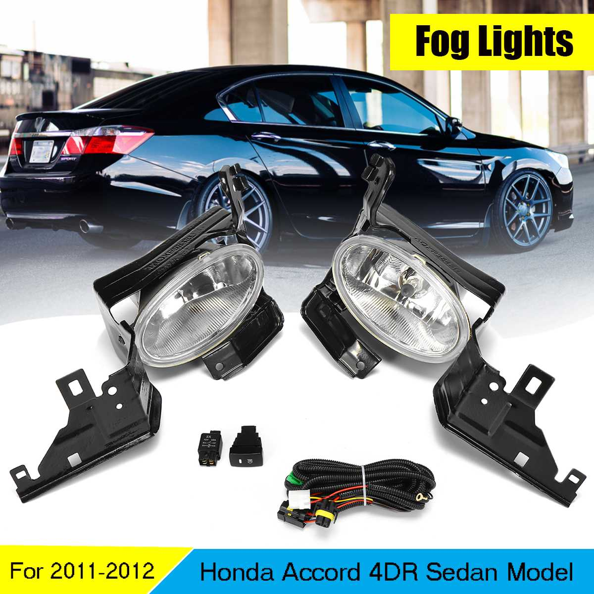 buy switch fog light honda accord and get free shipping on aliexpress com [ 1200 x 1200 Pixel ]