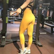Yoga Pants Women Running Athletic Gym Fitness Leggings High Waist Stretchy Tights Jogging Sportswear Quick Dry Training Trousers women high waist tights gym running dry quick leggings sportswear yoga pants women s leggins mesh capris sport fitness trousers