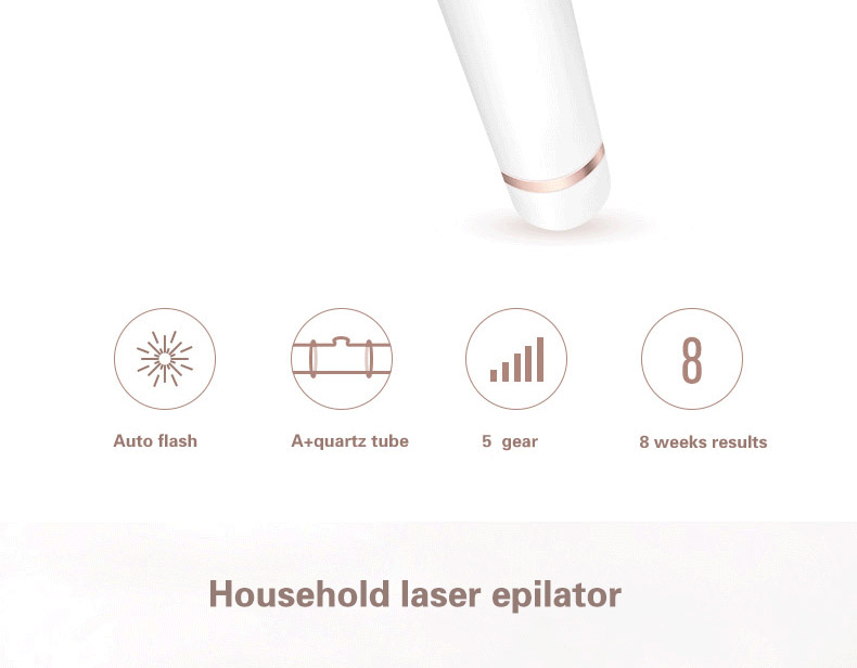 Lescolton IPL Laser Hair Removal Device for Permanent Hair Removal of Armpit Hair with 700000 Flashes 20