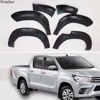 https://ae01.alicdn.com/kf/HTB1PjtGSXXXXXaAXpXXq6xXFXXX6/Wotefusi-Matt-Black-Mud-Flaps-FENDER-Kit-Toyota-HILUX-REVO-4.jpg