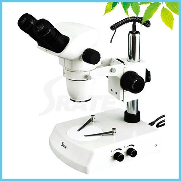 6.7X-45X Dual View Zoom Stereo Microscope Free Head Zoom Stereo Binocular Industrial Microscope for LED PCB inspection TXB3-D3  lucky zoom brand professional 7x 45x binocular stereo zoom microscope body head microscope eyepiece wf10x 20 free shipping