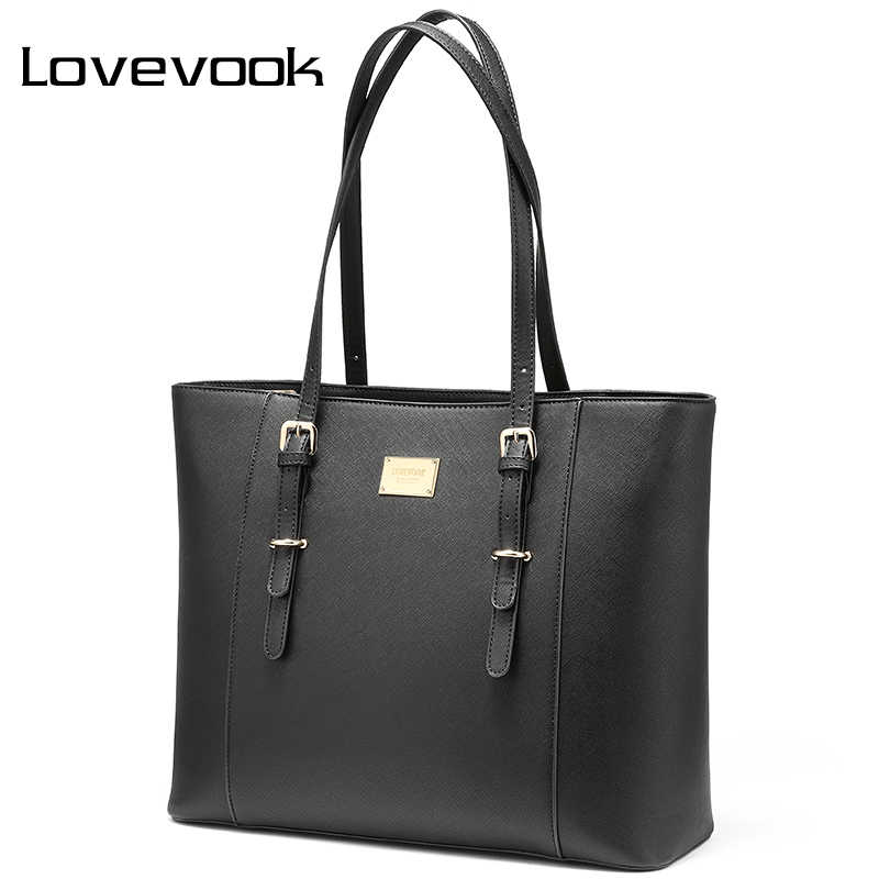 450c018f8e3f LOVEVOOK handbag women large tote bags ladies shoulder laptop office bags  for women 2018 working handbags