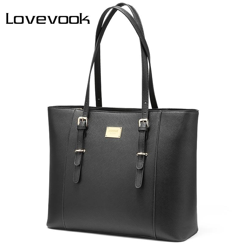 LOVEVOOK ハンドバッグ女性大トートバッグレディースショルダーラップトップ事務所バッグ女性 2018 作業ハンドバッグスクールバッグ旅行バッグビッグ  グループ上の スーツケース & バッグ からの ショッピングバッグ の中 1
