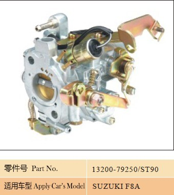 Carburetors Selfless Aaa Quality Carburetor For Suzuki F8a Oem 13200-79250/st90 Carb To Have Both The Quality Of Tenacity And Hardness Auto Replacement Parts