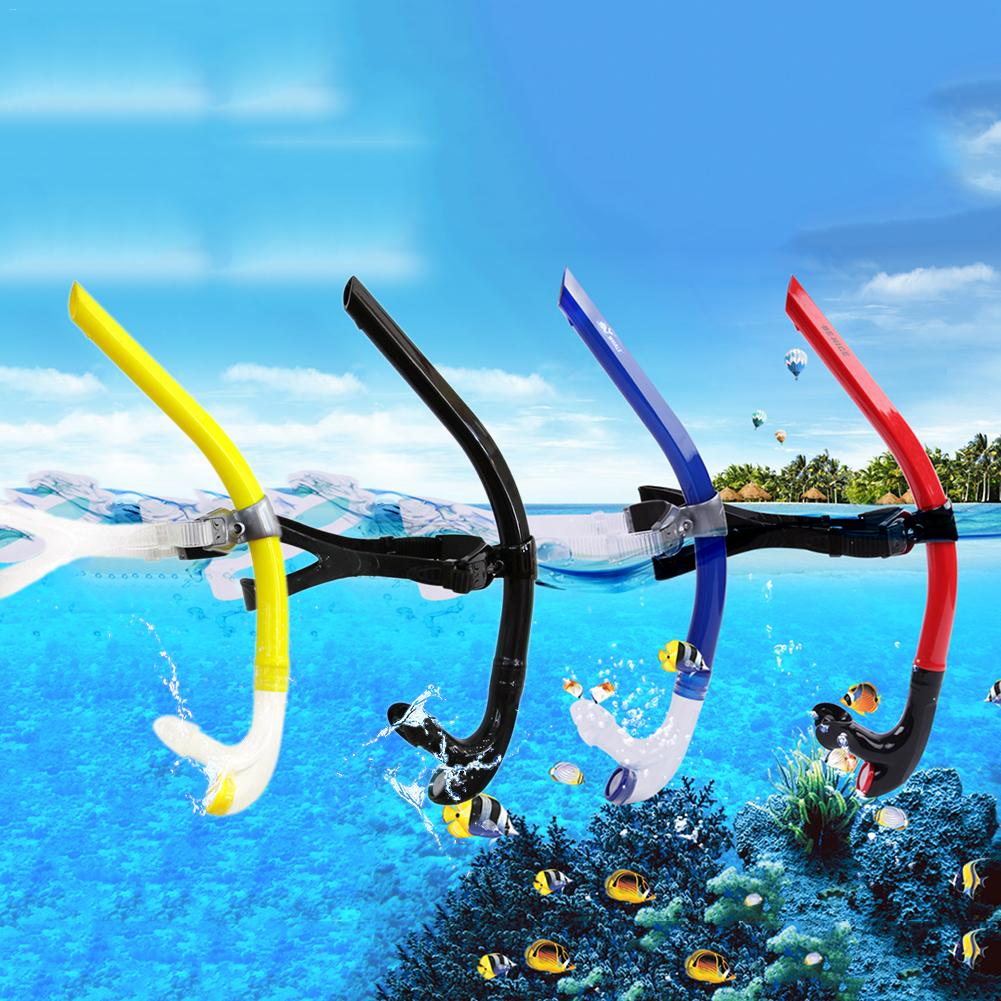 WHALE Professional Swimming Diving Accessories Underwater Breathing Tube Front Breathing Tube Swimming Silicone Tube SK-300