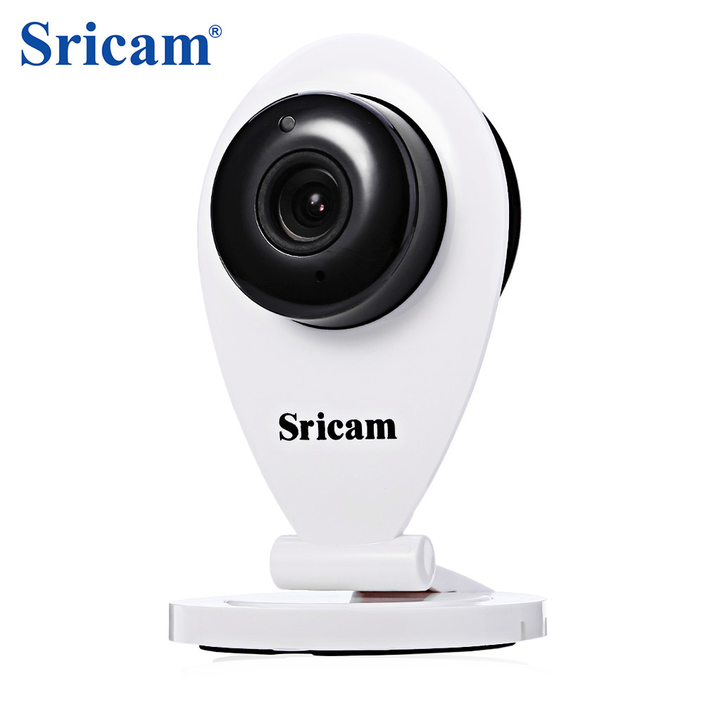 Sricam SP009 HD 720P Mini Wifi IP Camera Wireless P2P Baby Monitor Night Vision Security Camera With IR-Cut Two Way Video
