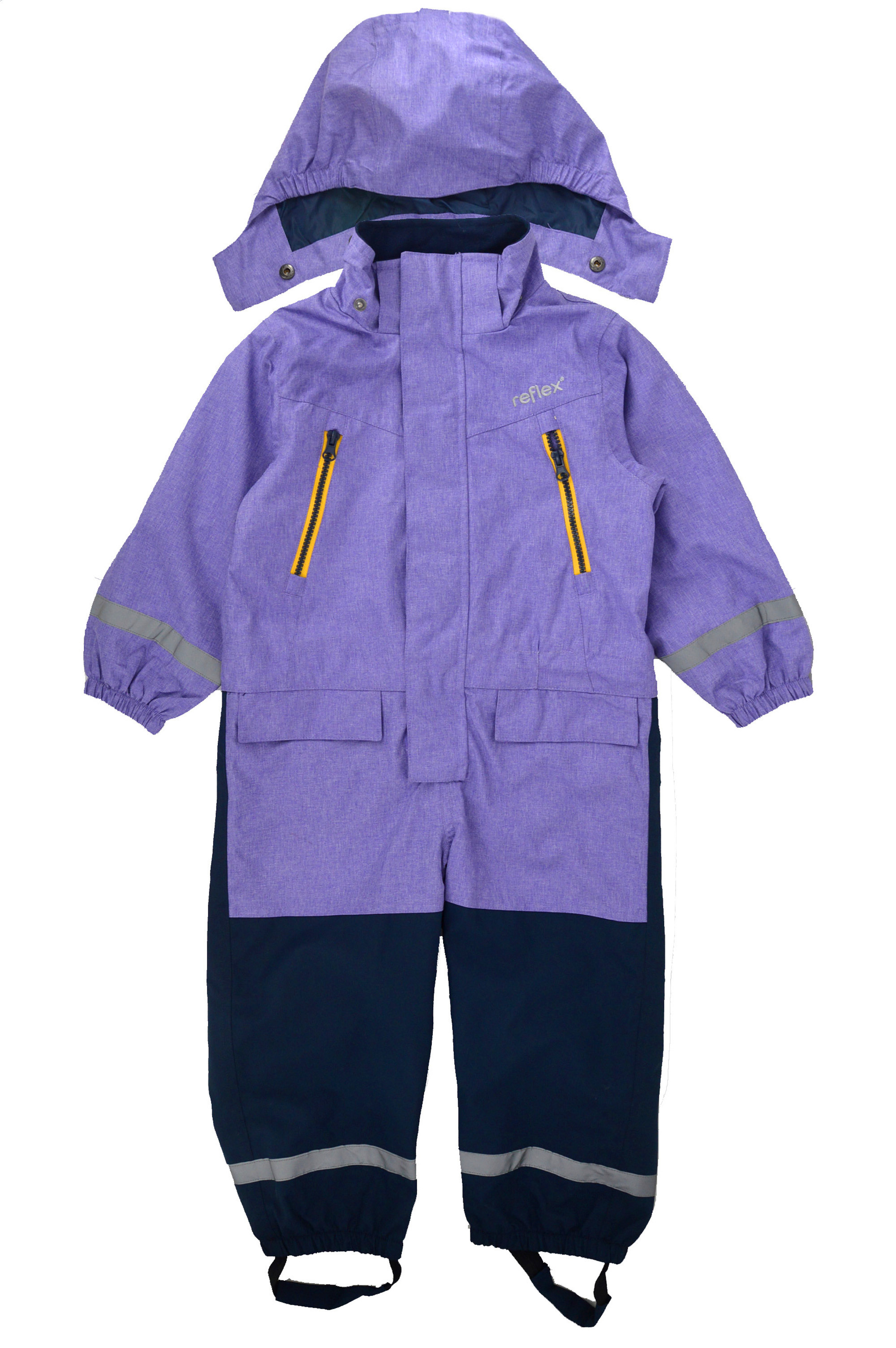 Spring autumn and winter outdoor skiing children 39 s infants thin section waterproof breathable jumpsuit boys and girls conjoined in Rompers from Mother amp Kids