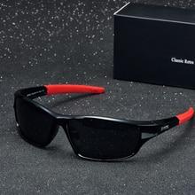 2019 Fashion Polarized Sunglasses Men Luxury Brand Designer Vintage Driving Sun Glasses Male Goggles Shadow UV400